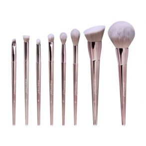 Kit ED900 com 8 Pincéis para Maquiagem Harmony Macrilan1