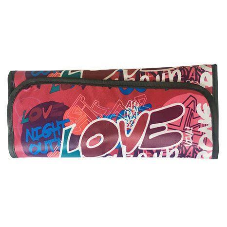 Kit KP1-5K com 12 pincéis para maquiagem Macrilan_LOVE_frente